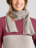 ] Tambo Lace Merino Wool Scarf - Merino and Co