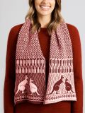] Kangaroo Merino Wool Scarf - Merino and Co
