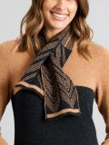 ] Tara Merino Wool Short Scarf - Merino and Co