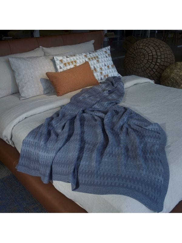 ] Nairobi Merino Wool Throw - Merino and Co