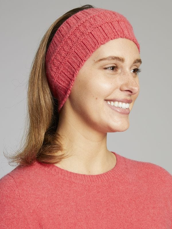 Merino Wool Headband