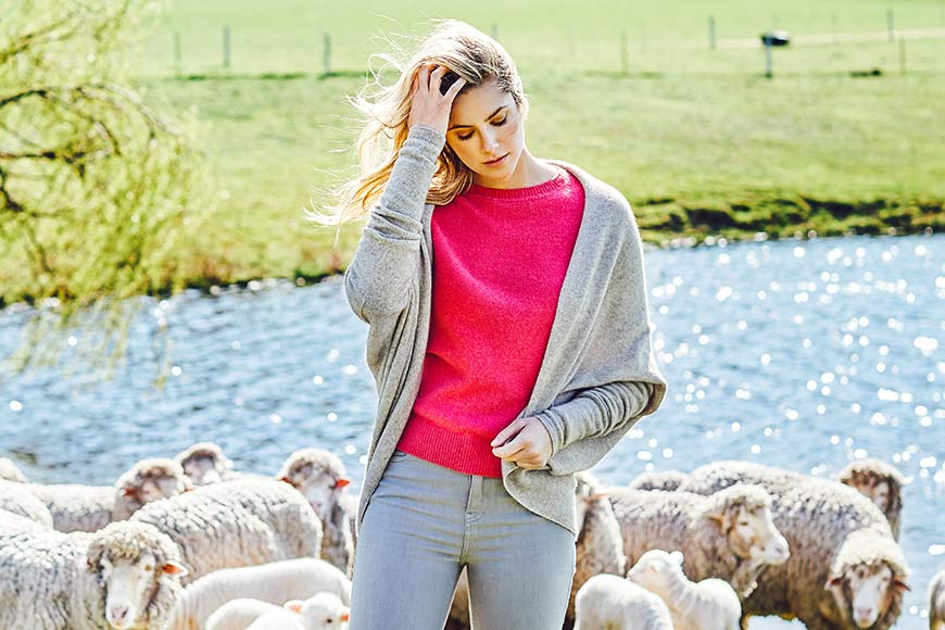 How To Wear Layers In Winter With Merino Wool Clothing